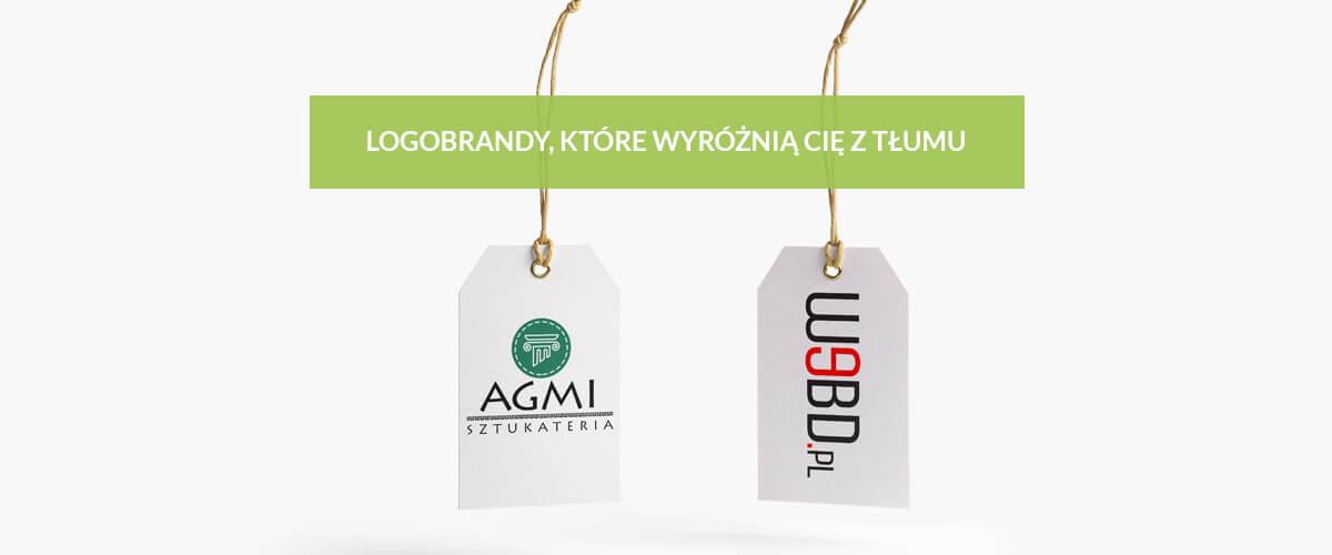 Agencja reklamowa logo, reklama logotyp, projektowanie logotypów